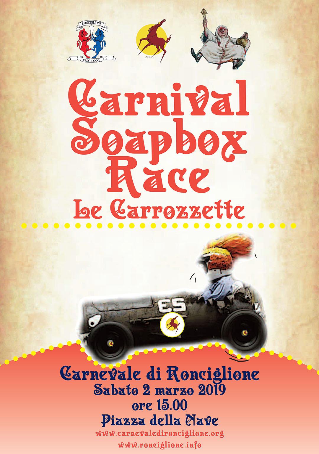 Carnival Soapbox Race
