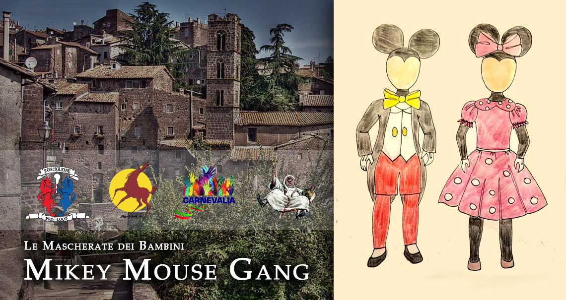 Mikey Mouse Gang